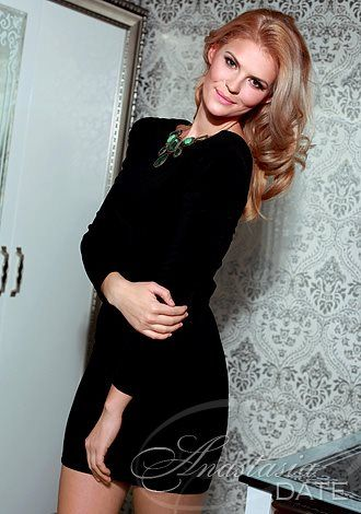 Russian lady picture: Nataliya from Kiev, 23 yo, hair color Blond