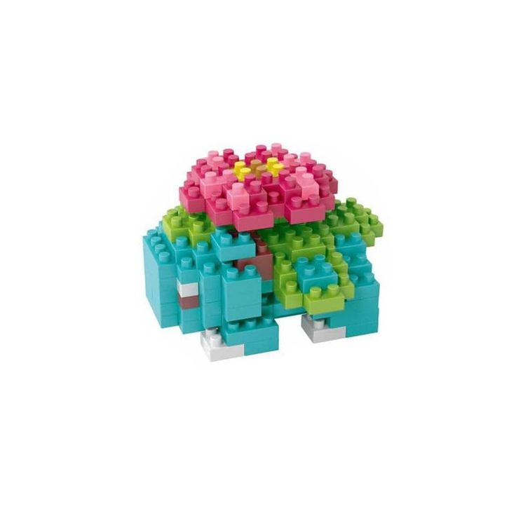 LOZ Pokémon Venusaur Building Blocks //Price: $4.95 & FREE Shipping //     #loz #lozblocks #toys #kids #building #blocks #lego