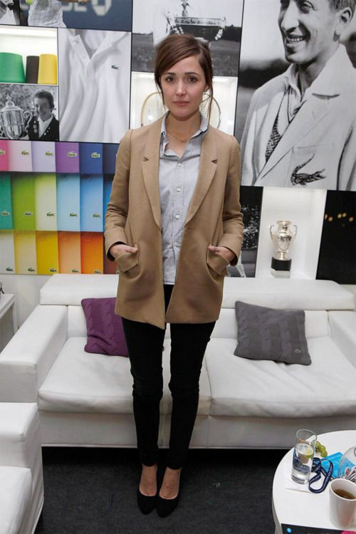 I need this jacket: Fashion, Rosebyrn, Style, Fall Wint, Jackets, Camels Coats, Blazers, Work Outfits, Rose Byrne