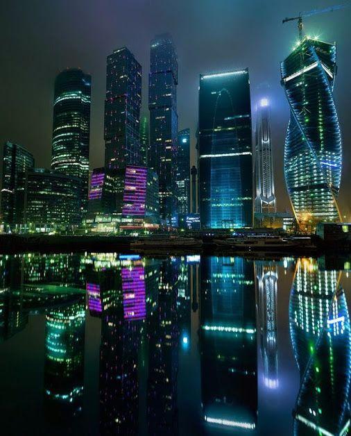 Москва сити!