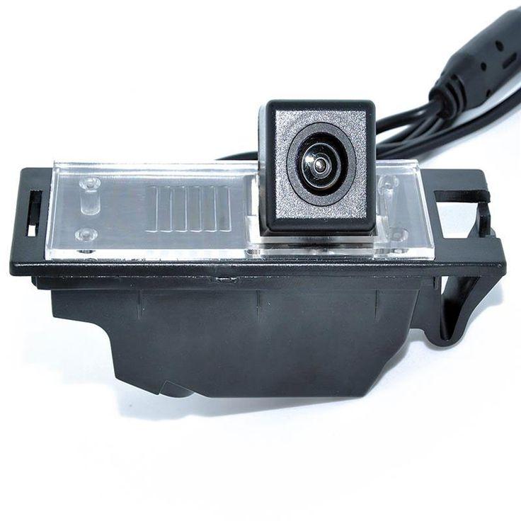 Hd ccd車のリアビューカメラ逆バックアップ駐車カメラ用ヒュンダイix35広視野角