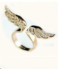 2016 novo estilo personalizado bonito jóias anéis do sexo feminino legal bijoux anel esterlina-prata-jóias feminino anel anillos mujer(China (Mainland))