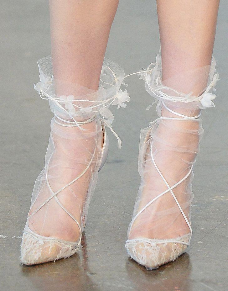 Kinda messy but....Marchesa Bridal Spring 2015