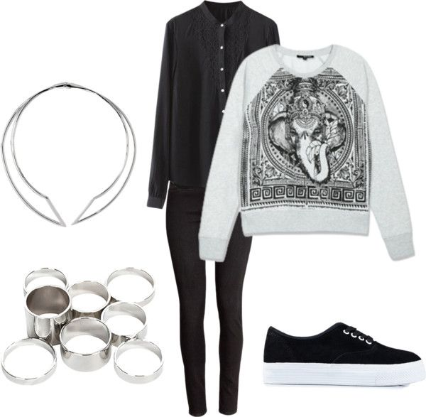 """Outfit inspired by: VIXX in """"Error"""" MV"""