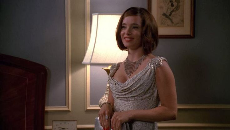 mad men marguerite moreau | Marguerite Moreau (seen here in Mad Men ) plays Susan Atkins.