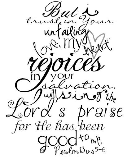 Beautiful Bible verse