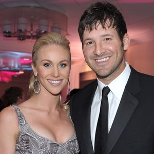 Tony Romo and Candice Crawford Welcome Son Hawkins Crawford Romo