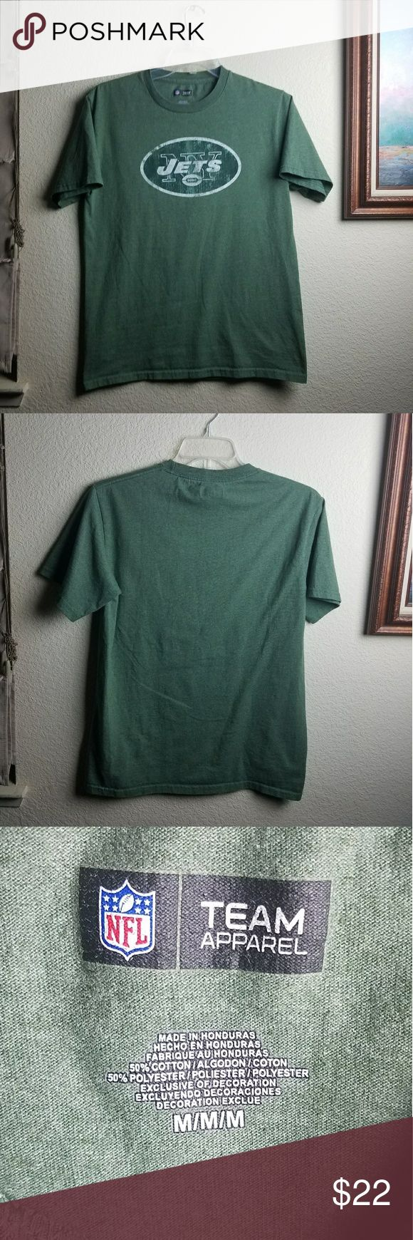 New York Jets Graphic T Shirt New York Jets Graphic T Shirt in excellent condition NFL Shirts Tees - Short Sleeve