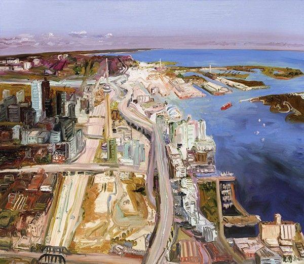 Toronto Harbour Looking East | John Hartman