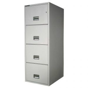 Files 4 Drawer File Cabinet