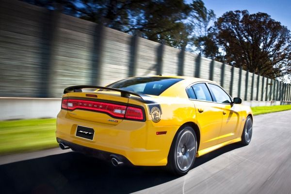 @QuikDMV - Dodge Unveils Charger Super Bee and Challenger Yellow Jacket Dodge is going back to the well once more, reviving the Super Bee name on a special edition of the 2012 Charger SRT8. #vehicleregistration #quickDMV #quikDMV.