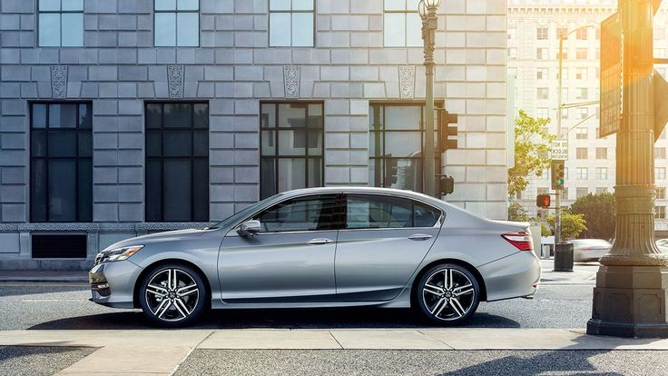 Fantastic Honda Accord Sedan Photos Gallery