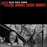Finger Poppin' with the Horace Silver Quintet [LP] - Vinyl