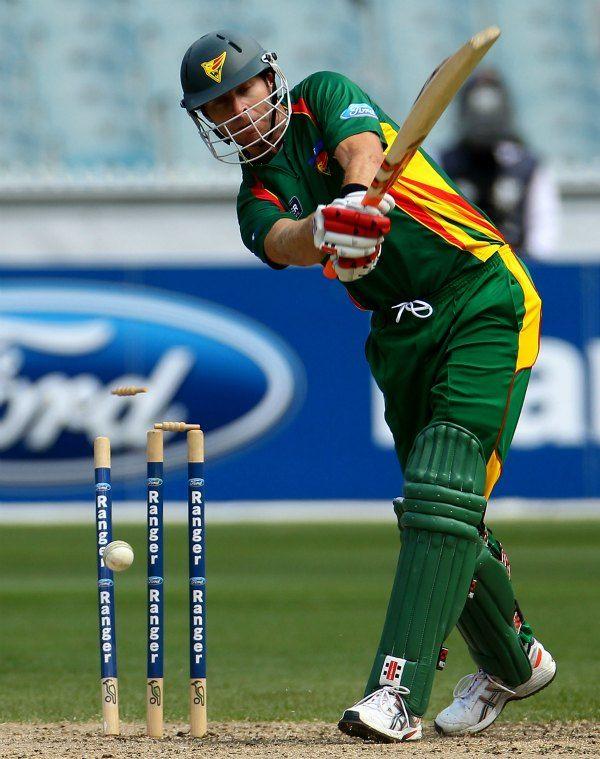 Sport: cricket  Equipe: the Tasmanian tigers