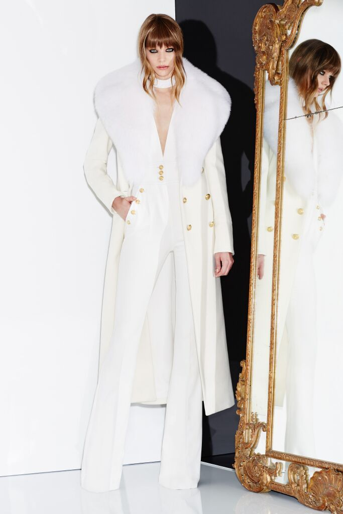 If only l could wear white! Love love love -zuhair-murad