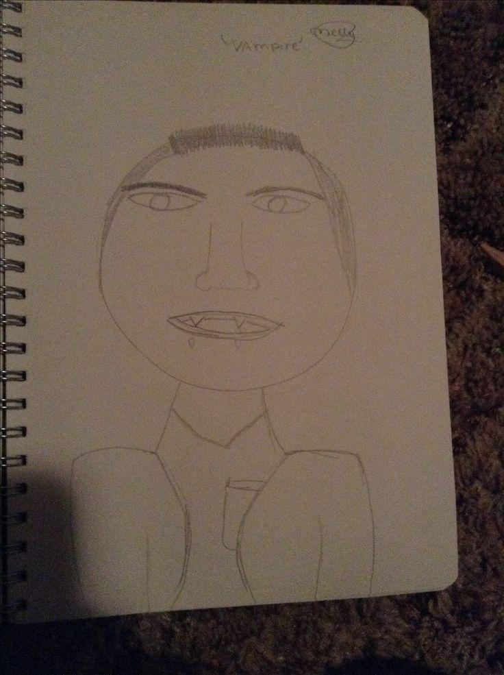 Artwork done by molly_jane55 'Vampire'