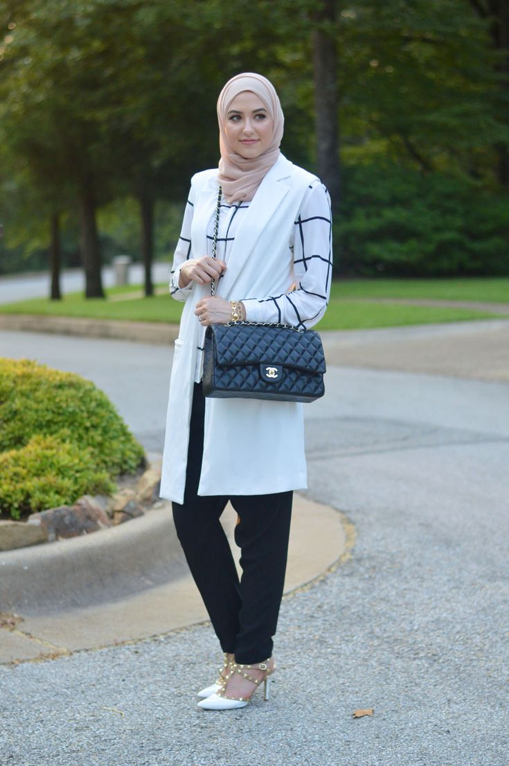 Hijab Fashion. With Love, Leena. – A Fashion + Lifestyle Blog by Leena Asad  @becausesumaiyah