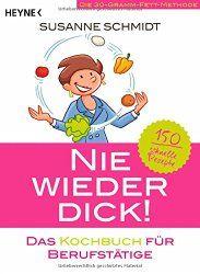 Nie wieder dick! Das Kochbuch für BerufstätigeBuchbesprechung/en und Rezensionen auf andere Art….bei ebooksofa