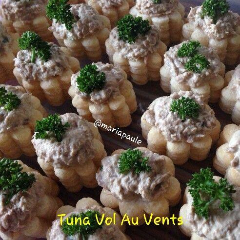 Tuna Vol Au vents