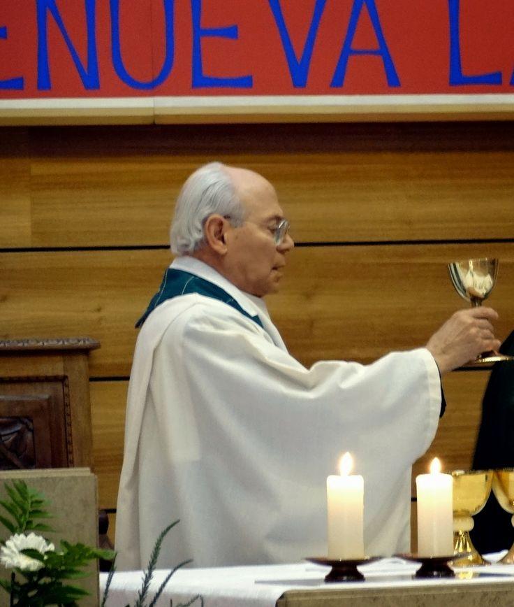 Capturador de Imágenes: Cinco sacerdotes de Schoenstatt celebran este año sus 50 años de sacerdocio