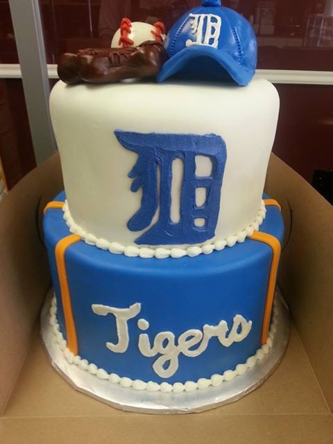 best wedding cakes in detroit michigan 17 best images about sports teams cakes on 11572