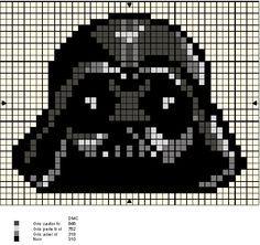 hama beads la guerra de las galaxias - Buscar con Google