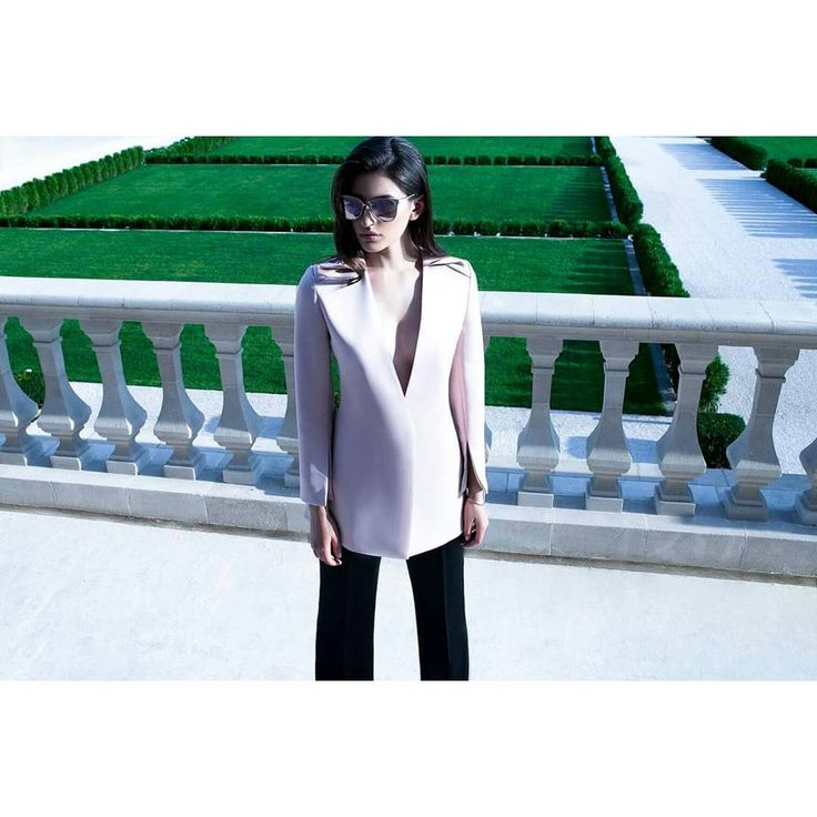 FLAVIA silk blazer ▶ Reveal the new Fall-Winter '16/'17 Ready-To-Wear collection ▶ #maisonraquette