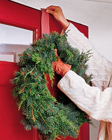 Hang A Wreath Without Making Holes In The Door The Doors
