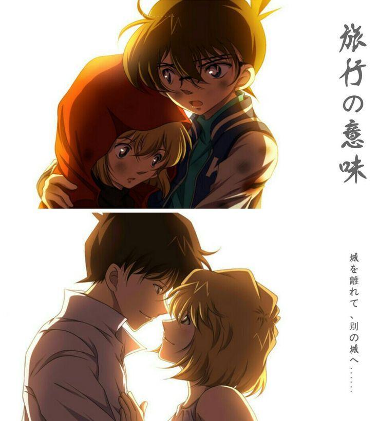 99 Best Edogawa Conan Haibara Ai Images On Pinterest Anime