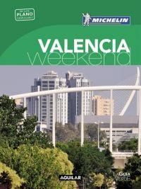 Valencia Weekend. La guía verde / Michelin. ¡Disfrute de Valencia lo que dura un fin de semana! Esta guía le ofrece una selección de los lugares turísticos de visita obligada, itinerarios para 1, 2 o 3 días, más de 160 direcciones de restaurantes, bares, hoteles... Y además, numerosos consejos prácticos y planos con los lugares destacados.