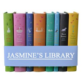 Set of Customized Puffin Classics from Juniper Books