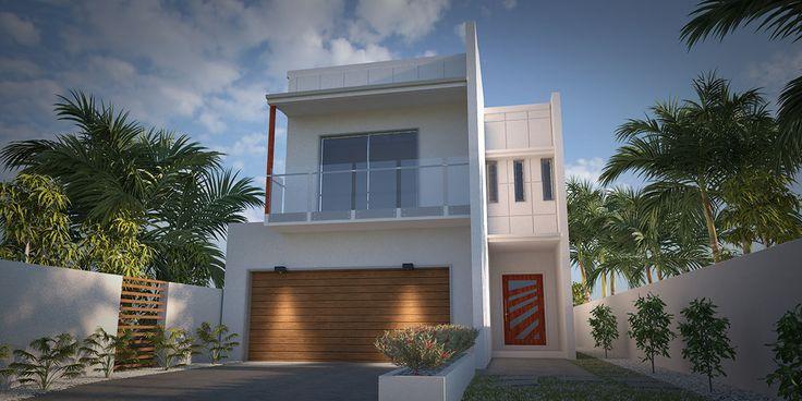 Wattle, Small Lot House Plan