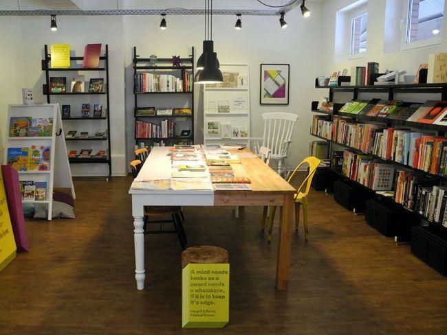 The Bookstore - Dortmund // © Sarah Geßner