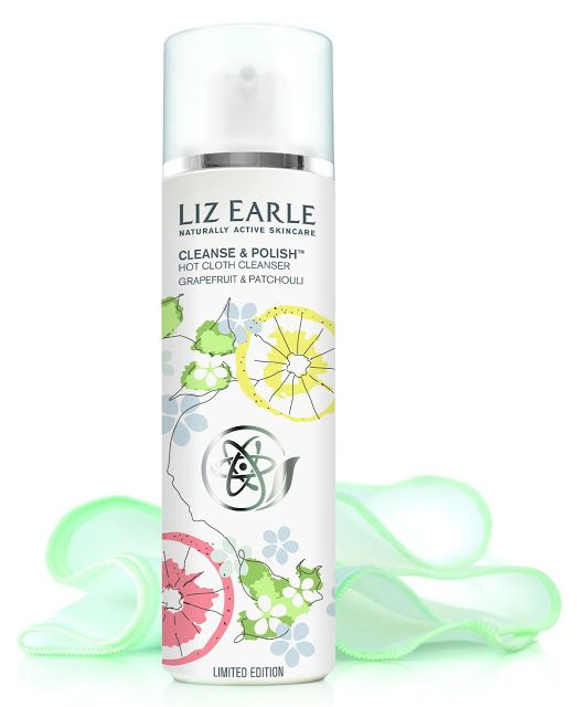 I may have to indulge...my favourite ever cleanser. Not had any since Christmas! Liz Earle limited edition Cleanse & Polish  - via London Beauty Queen