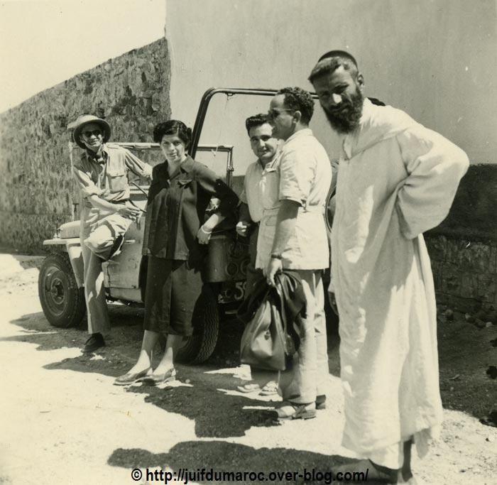 Marokkaanse Joden in Zuid-Marokko