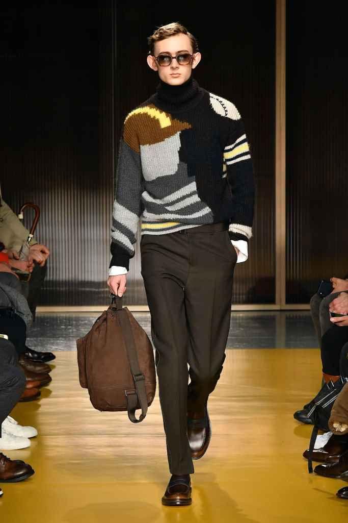 Boss Fall Winter 2018 2019 New York Fashion Week The Clothing
