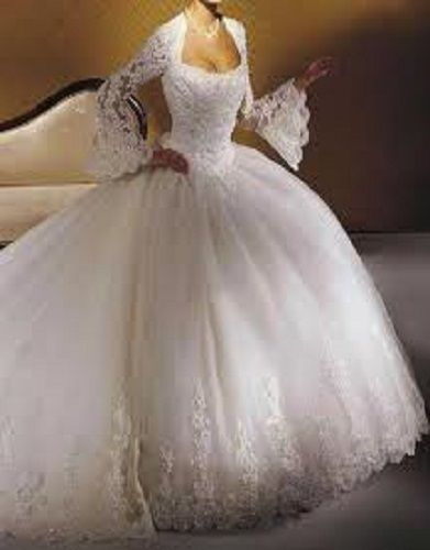 wedding dress princess style cinderella wedding dress sleeve style