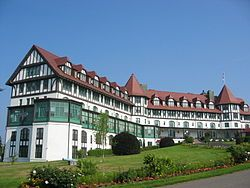 The Algonquin Hotel New Brunswick Canada, where foolishly got married to a liar and a loser