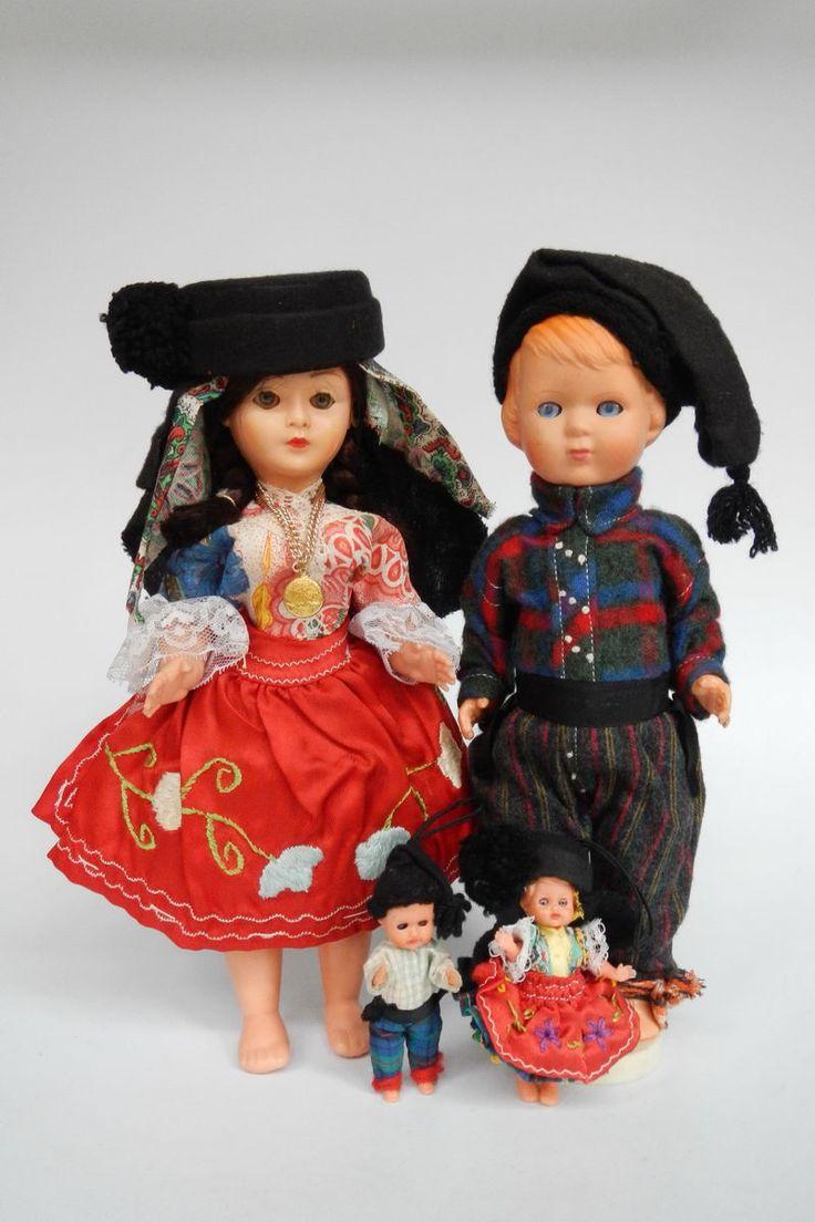 Portuguese dolls
