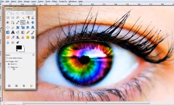 Gimpshop - Gimp para usuarios de Photoshop