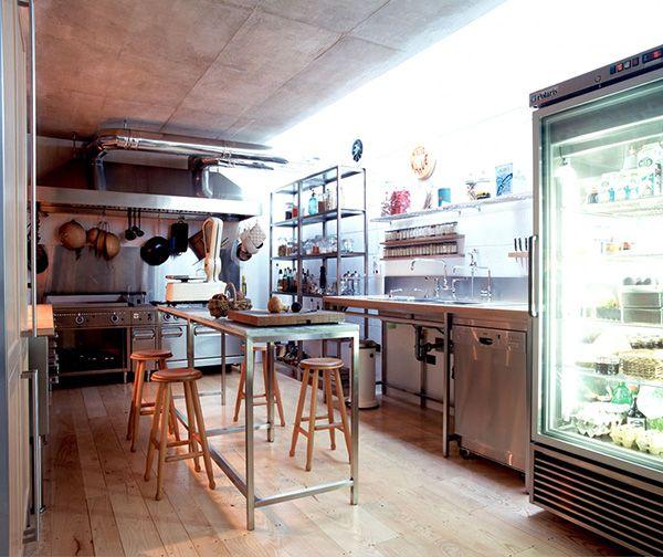 17 Ideas About Industrial Kitchen Island On Pinterest: 17 Best Ideas About Industrial Style Kitchen On Pinterest