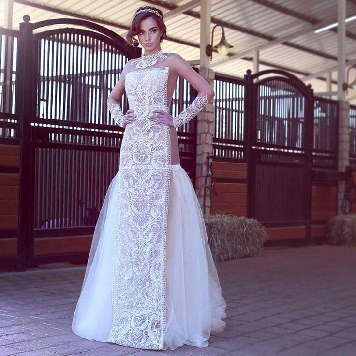 92 best Vestidos de novia images on Pinterest | Bridal gowns ...