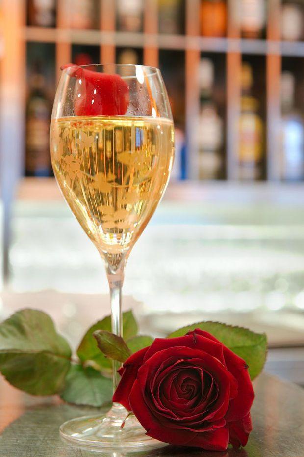 Recette du Valentine Crash, le cocktail des amoureux de la Saint Valentin