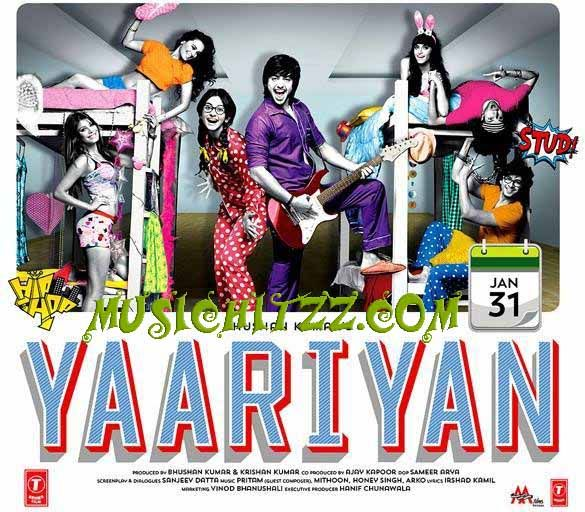 Yaariyan (2014)- Latest Hindi Movie Mp3 Songs in HD - Music Hitzz