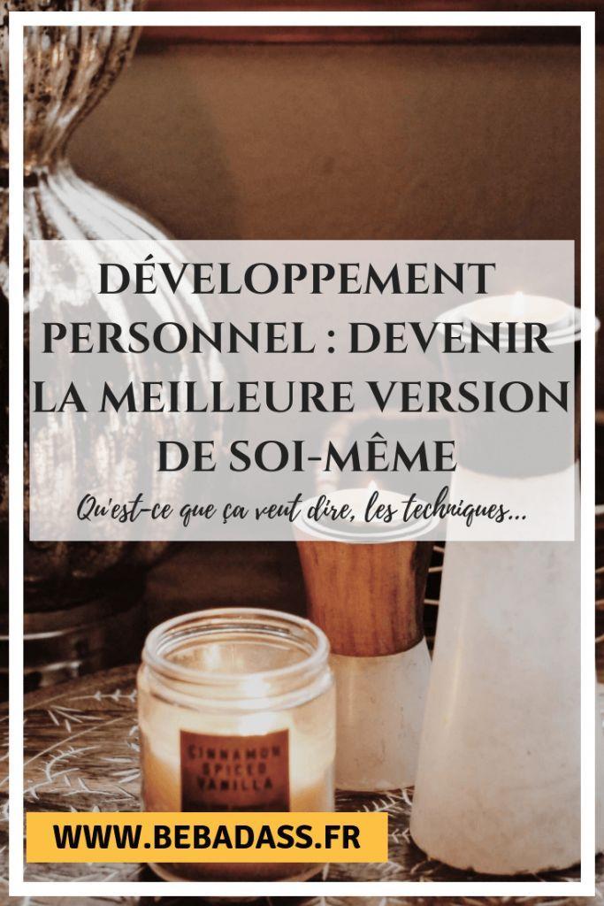 Developpement Personnel Comment Trouver Le Meilleur De Soi En 2020 Developpement Personnel Developpement Comment Trouver