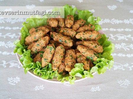 Patatesli Bulgur Köftesi Tarifi | Kevser'in Mutfağı - Yemek Tarifleri