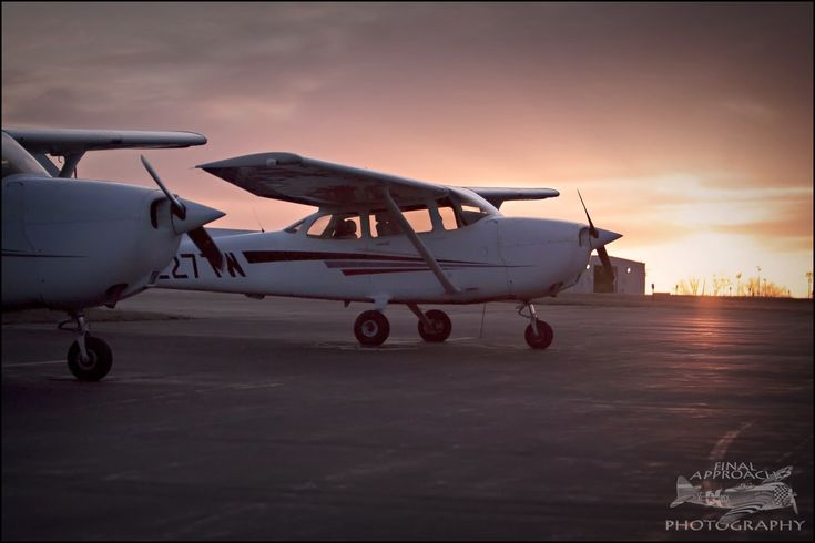 Private Pilot Journal - The sun setting on my training