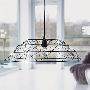 28 best randomlights lampshades images on pinterest lamp shades black or copper wire lampshade ceiling lights greentooth Images
