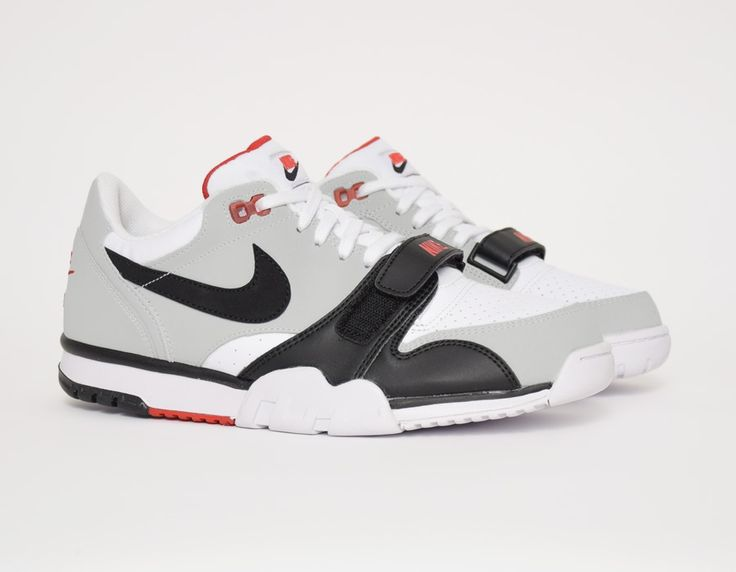 #Nike Air Trainer 1 Low ST Chili #sneakers