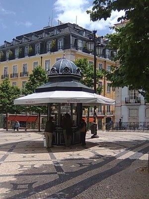 Quiosque do Refresco, Camões, Lisbon